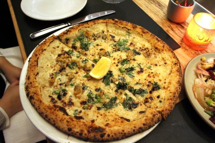 Pasquale Jones Clam Pie