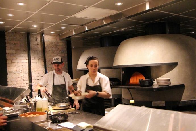 Pasquale Jones Kitchen