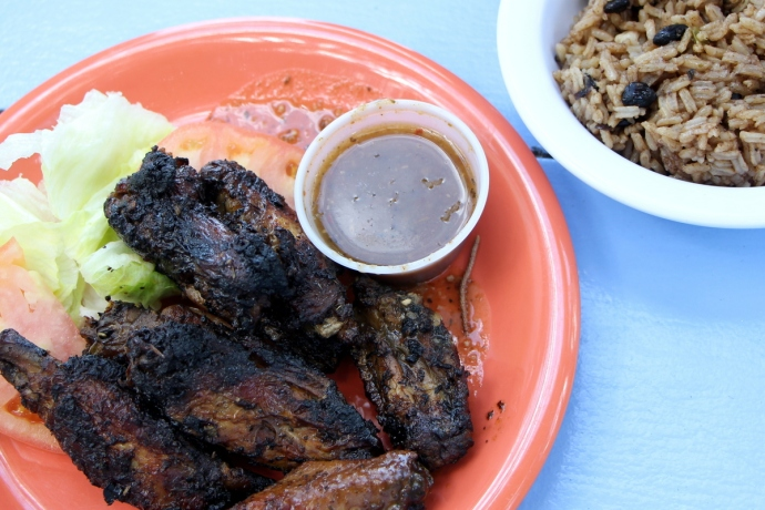 Conch Shack Wings