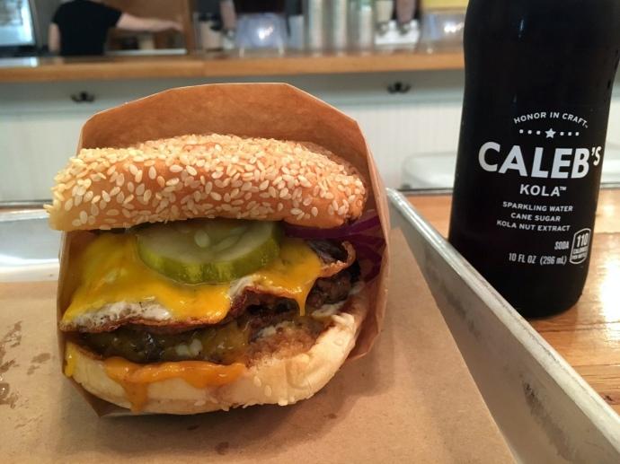 Creamline Burger