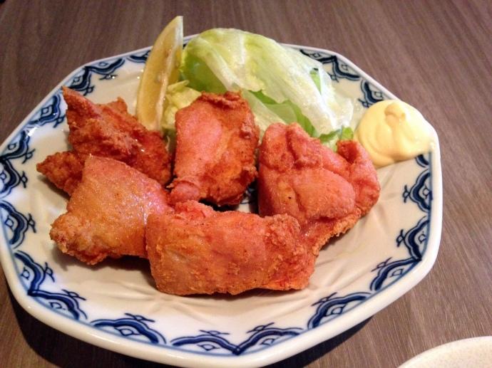 Mentoku Chicken