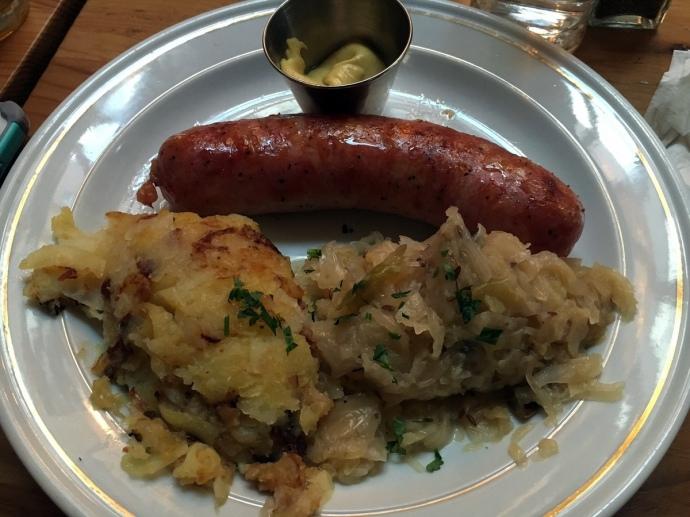 Werkstatt Sausage