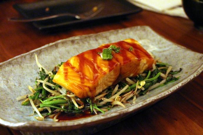 Blue Ribbon Salmon