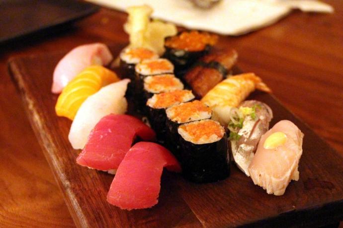 Blue Ribbon Sushi Deluxe