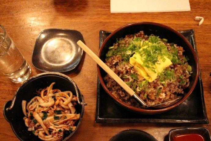 Blue Ribbon Sushi Oxtail Fried Rice