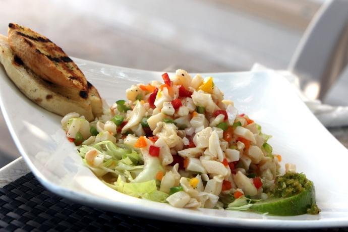 Simone's Conch Salad