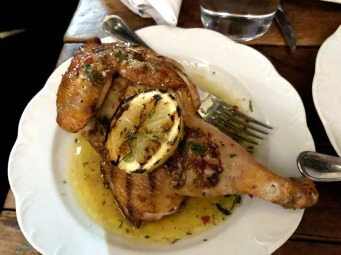 Via Carota Chicken