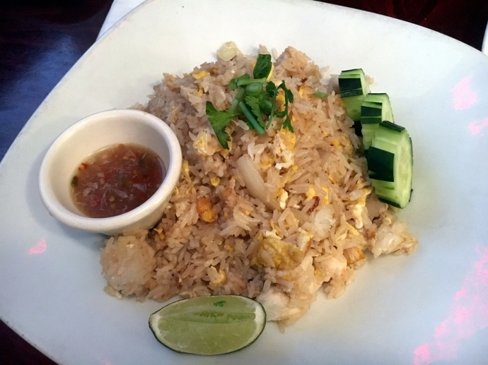 Pam Real Thai Crab Frid Rice