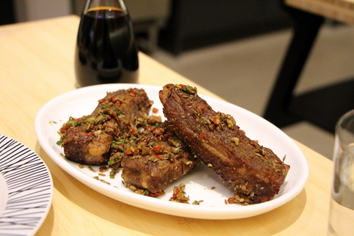 Pinch Chinese Ribs