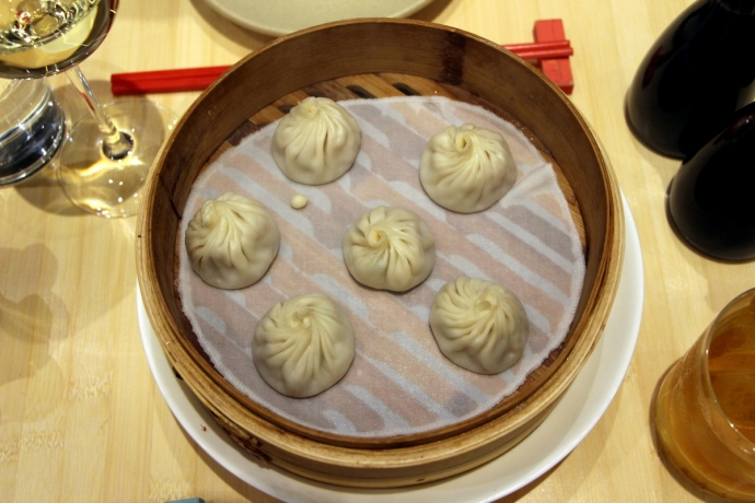 Pinch Chinese Soup Dumplings