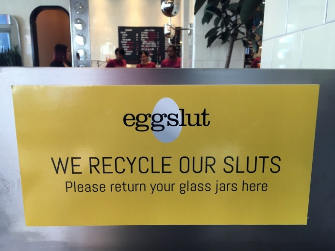Recycle Those Sluts