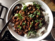 Ducks Eatery - Red Beans 'n Rice