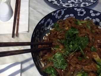 Madame Vo Garlic Noodles
