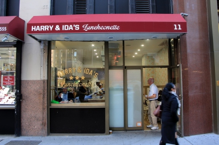 Harry & Ida's luncheonette