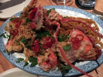 Nishi - Lobster Fra Diavolo