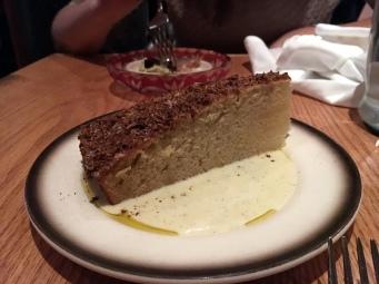 Nishi Olive Oil Cake