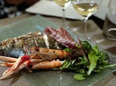 Osteria Alla Frasca - Grilled Seafood