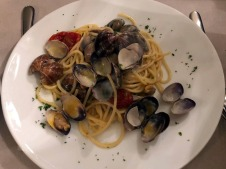 Osteria alle Testiere - Spaghetti with clams