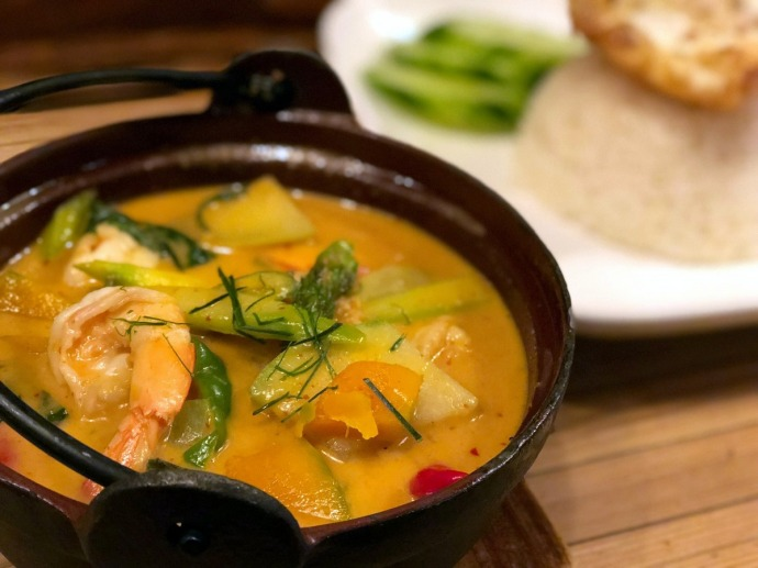 Pure Thai Cookhouse - Curry Special