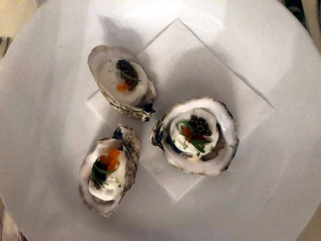 Bouley at Home - Oysters