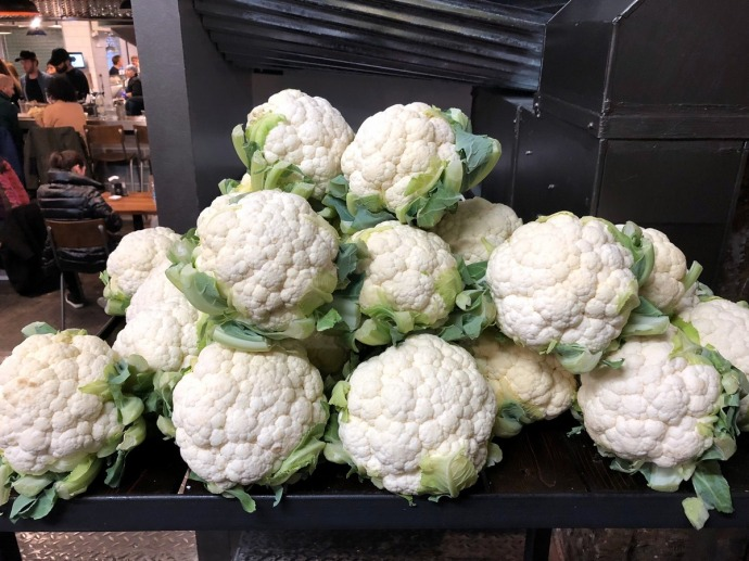 Miznon Cauliflower