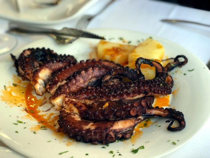 Guernica - Octopus