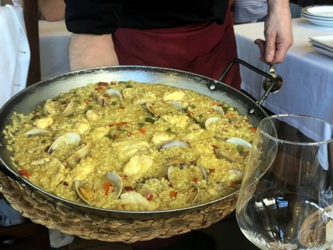 Guernica Rice Dish
