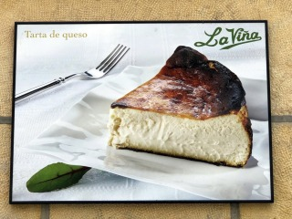 La Vina Cheesecake Slice