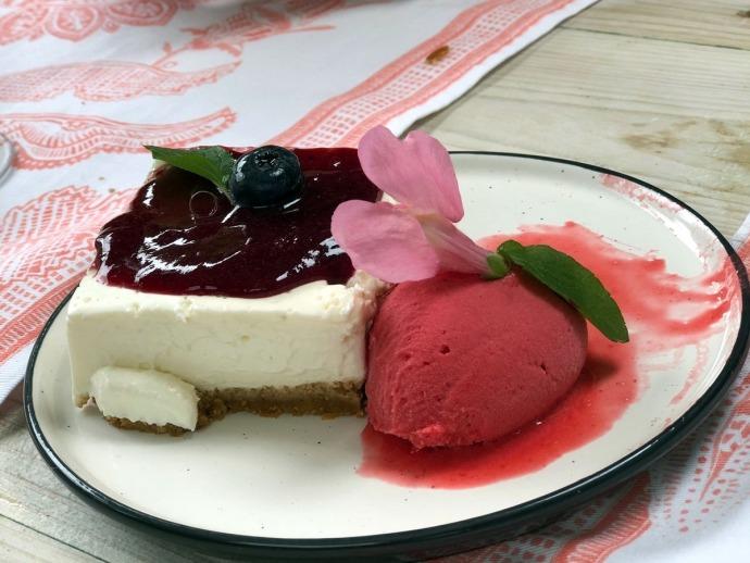 El Molín de Mingo Dessert