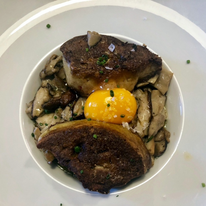 Araneta Mushroom Foie