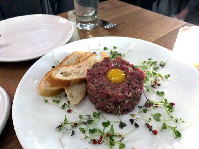the richmond - tartare