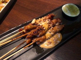 Wayan - Chicken Satay