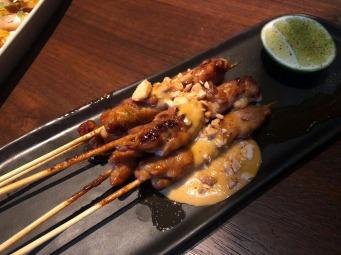 Wayan - Chicken Satay