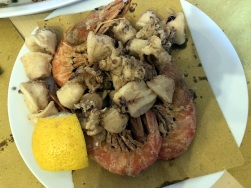Cavour 21 - Fried seafood