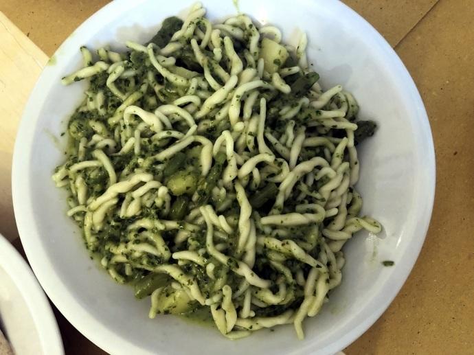 Cavour 21 - Trofie Pesto