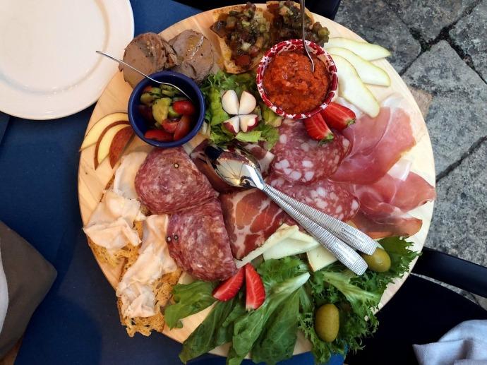 L'oste di Borgo - Appetizer mix