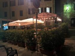 L'oste di Borgo main dining
