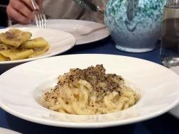 L'oste di Borgo - Pici Cacio e pepe