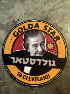 19 Cleveland Golda