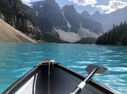 Moraine Lake Kayak