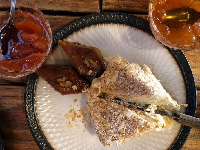 Village Cafe - Dessert