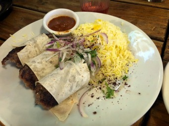 Village Cafe - Lulya Kebab