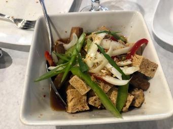 Tito Rad's Grill Tofu